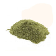 Our Kelp,Ascophyllum nodosum ishandpicked from the northern Atlantic Ocean. Rich in macronutrients and micronutrients, it provides a good source of Vitamin K, Folate, Niacin, Iodine, Calcium, Sodium Alginate, and many others. Its a great source of easily digestible fiber that supports overall digestive health, as well as dental health byreducing plaque and tartar.