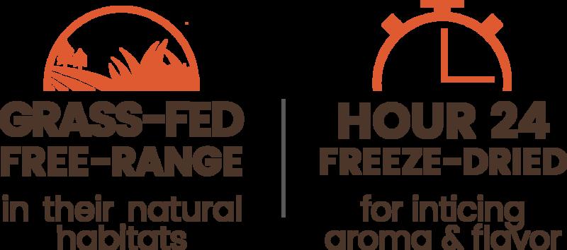 Premium Freeze-dried Grass-fed Lamb Treats