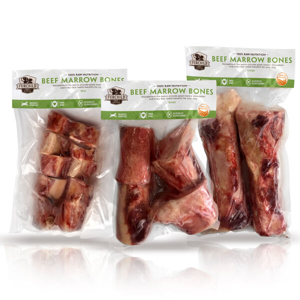 Grass-fed Beef Marrow Bones