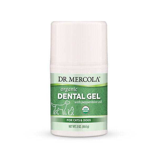 Organic Dental Gel