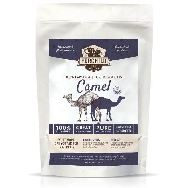 Premium Freeze-dried Free-range Camel Treats