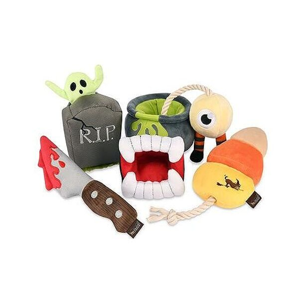 Howl-o-ween Plush Toy Collection