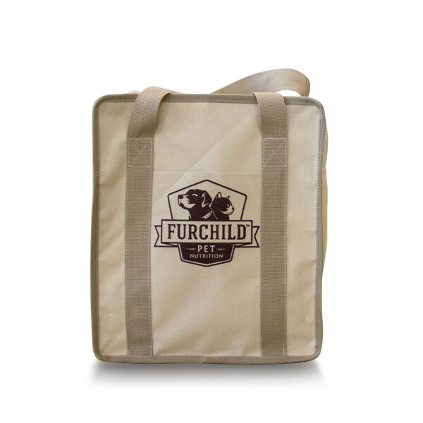 Insulated Furchild Tote Bag