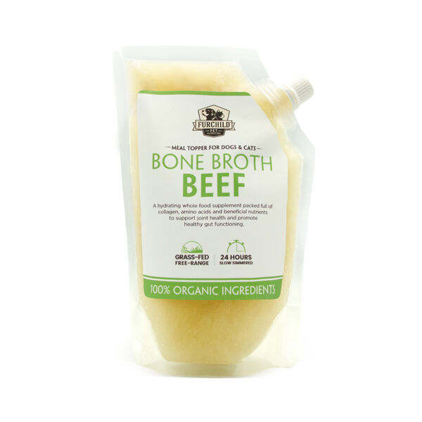 Organic Grass-fed Beef Bone Broth