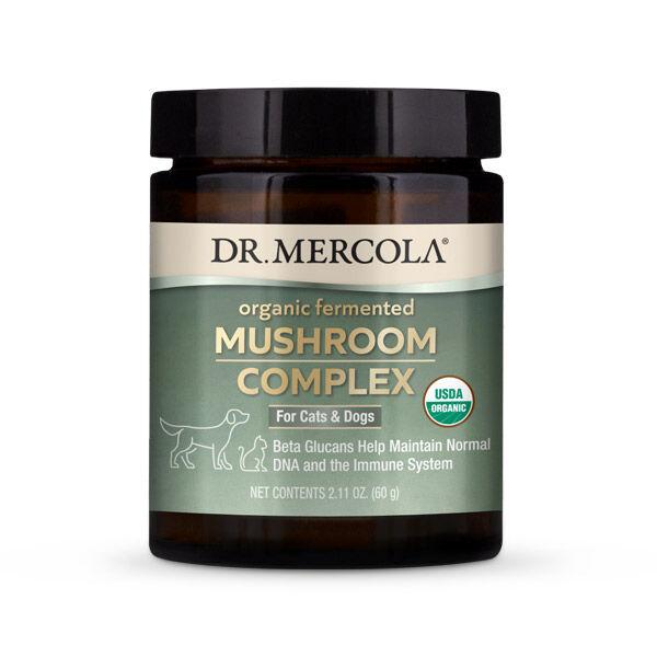 Organic Fermented Mushroom Complex
