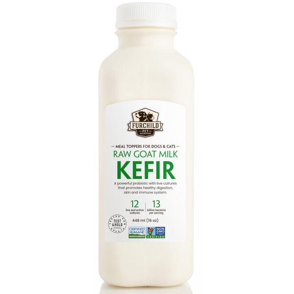 Raw Goat Milk Kefir