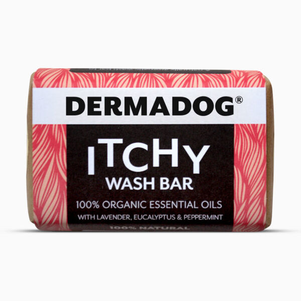 Organic Itchy Wash Bar