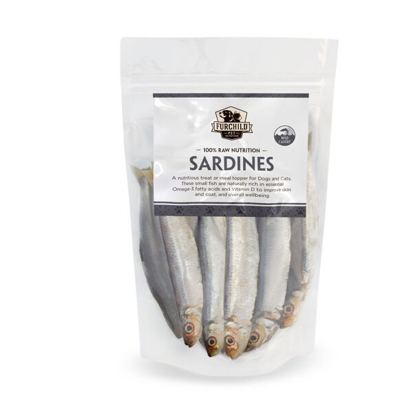 Wild-caught Sardines